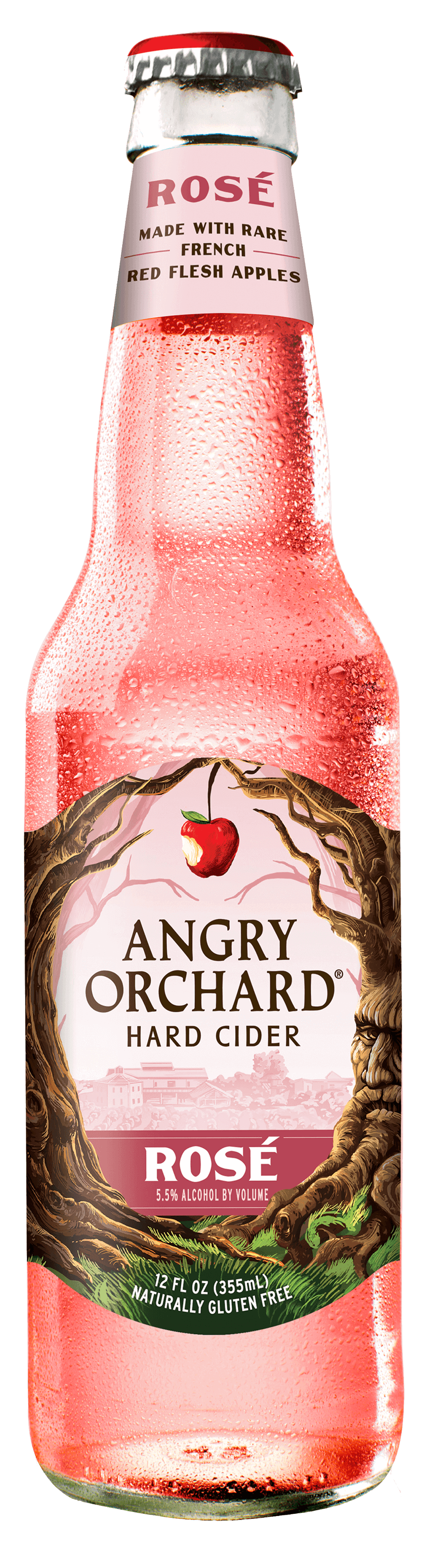 Angry Orchard Rosé Cider