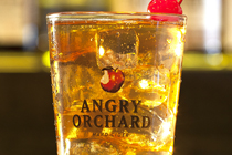 Golden Orchard Glass Cherry Thumb