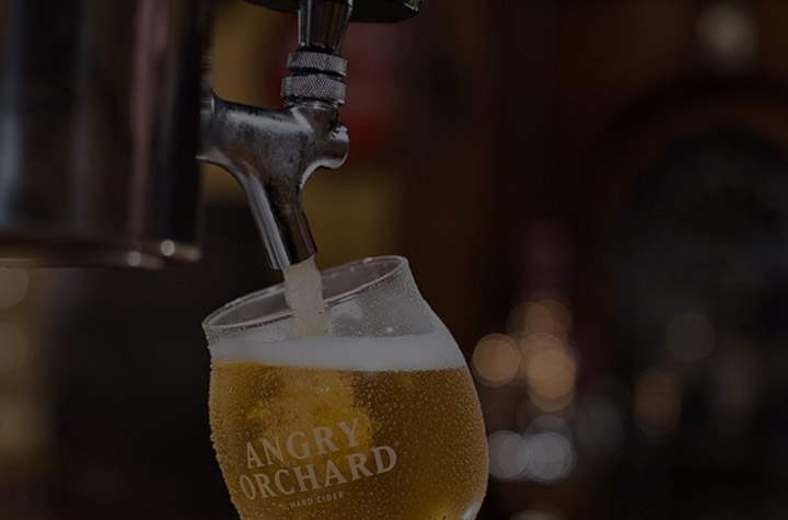 Now Pouring | Angry Orchard